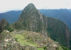 "The ruins of , ""the Lost City of the Incas,"" has become the most recognizable symbol of the  civilization."
